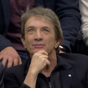 Martin Short catches the Maple Leafs game