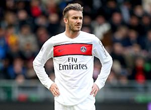 David Beckham Retiring From Soccer After Current Season