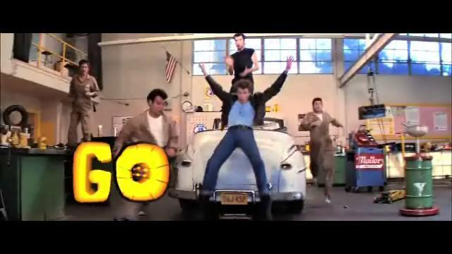 'Grease' Clip: Greased Lightning