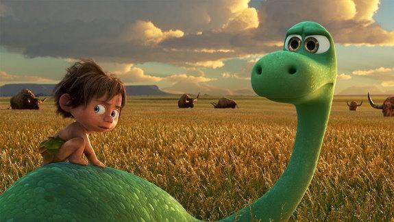 'The Good Dinosaur': Could Humans and Dinos Coexist?