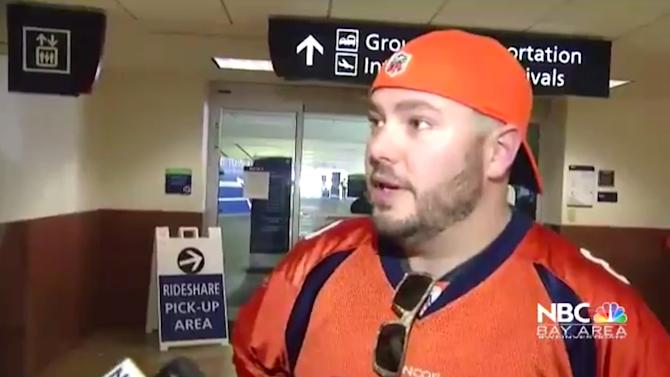 Broncos Fan Spends $21k On Tickets, Hasn't Told His Wife, Does Interview On TV