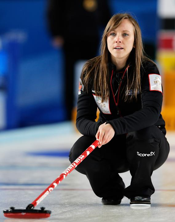 World Women's Curling Championship - Day Six