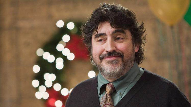 Alfred Molina Nothing Like the Holidays Production Stills Overture 2008