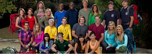 The Amazing Race banner