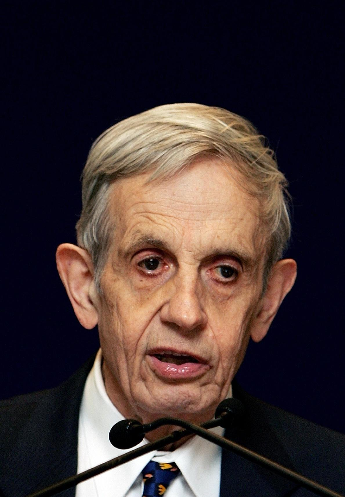 'Beautiful Mind' mathematician John Nash killed in US car crash: police