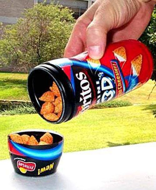 Beloved Snacks You'll Never Be Able to Eat Again - Yahoo ... 3d Doritos