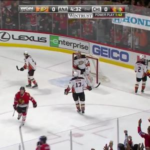 Seabrook's two-goal game
