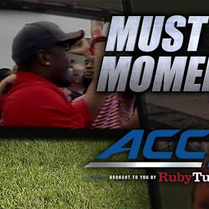 Bucs Fans React To Jameis Winston Becoming #1 Pick | ACC Must See Moment