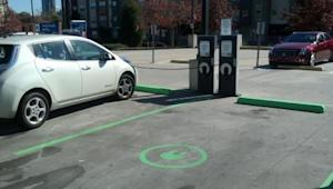 IKEA Plugs-in 4 Electric Vehicle Charging Stations in Atlanta, GA