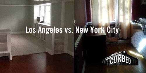 Curbed LA: Rent Battle: What You Can Get in Los Angeles vs. New York City