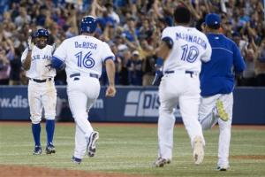 Davis' hit in 9th lifts Blue Jays over Orioles 7-6