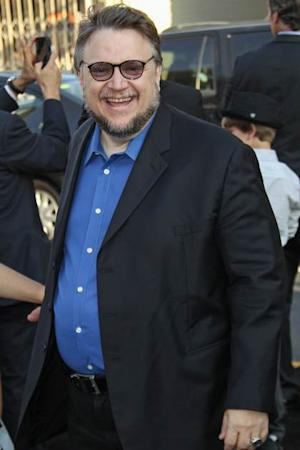 Director Guillermo del Toro attends the premiere Of Warner Bros. Pictures And Legendary Pictures' 'Pacific Rim' at Dolby Theatre on July 9, 2013 in Hollywood -- Getty Images