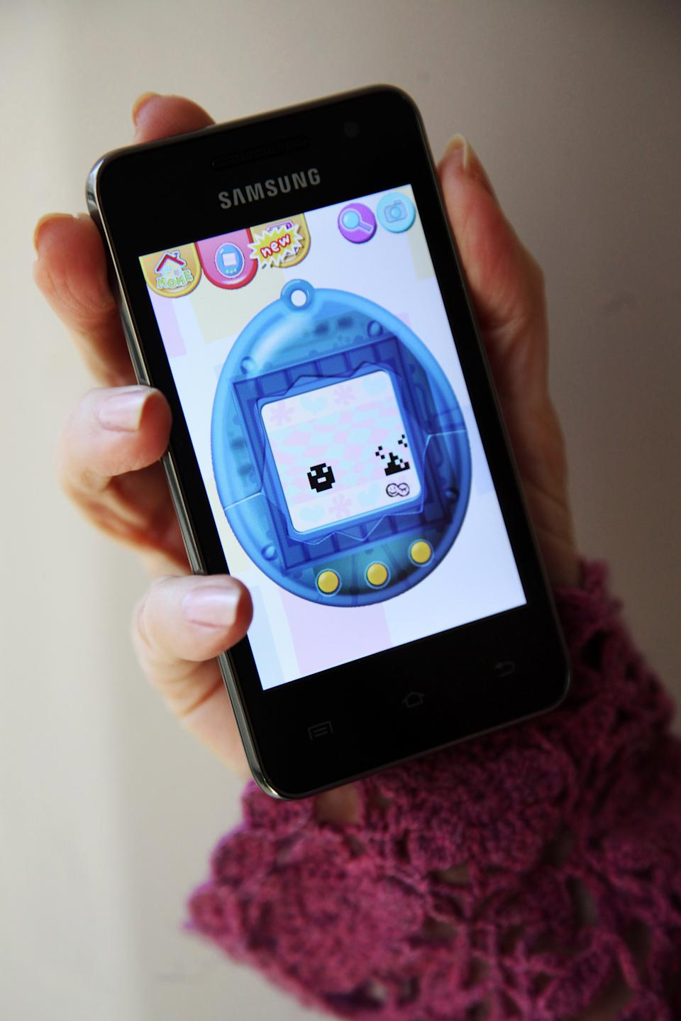 Tamagotchi returns: Electronic pet reborn as app