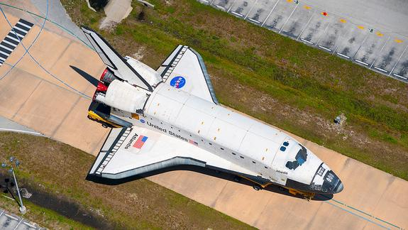Journey with Atlantis: Public Invited to Last Space Shuttle Delivery