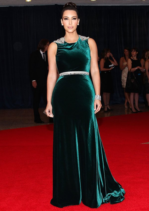 Celebrities At The White House Correspondents Dinner 2012 — Pics ...