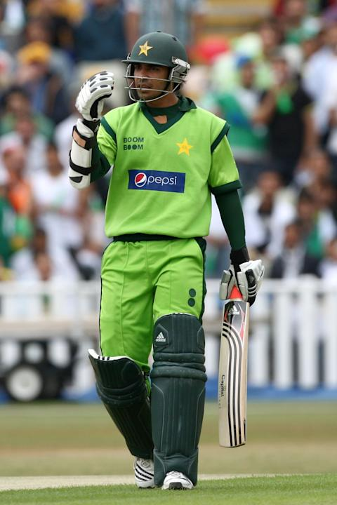 Salman Butt was one of three Pakistan players to be found guilty of spot-fixing