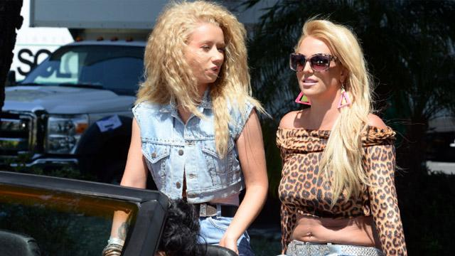 Britney Spears and Iggy Azalea's Song 'Pretty Girls' Leaked