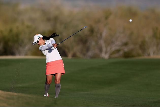 RR Donnelley LPGA Founders Cup - Round One