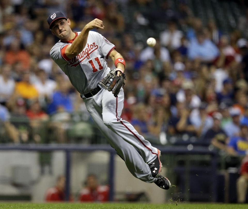 Zimmermann, Nationals beat Brewers 4-1