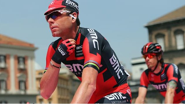 Tour de France - Evans führt BMC-Team an