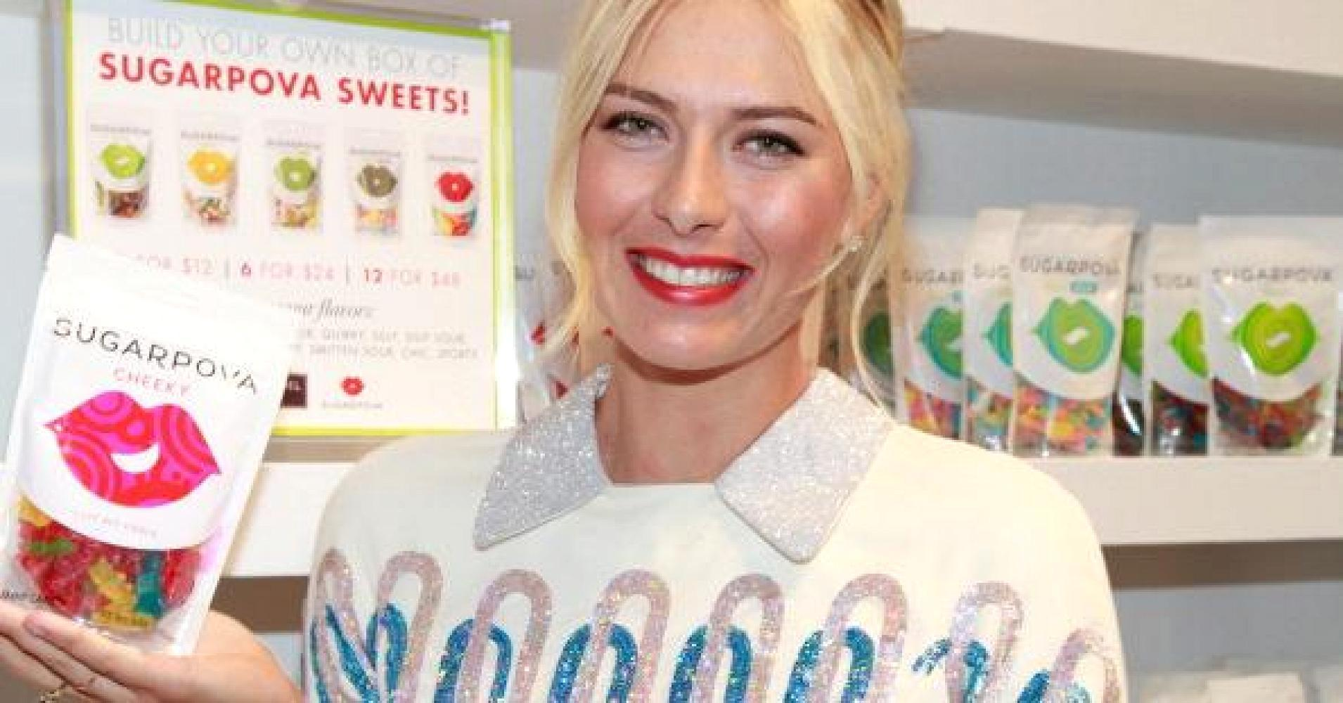 Criticism of my candy business is unfair: Sharapova