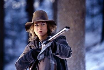 Renee Zellweger in Miramax's Cold Mountain