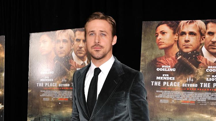 """The Place Beyond The Pines"" New York Premiere - Arrivals"