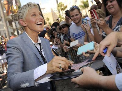 ShowBiz Minute: Williams, Ellen, Box office