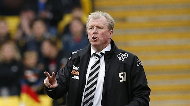 Steve McClaren has guided Derby to seven consecutive league wins for the first time in 18 years