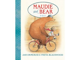 Maudie and Bear, by Jan Ormerod