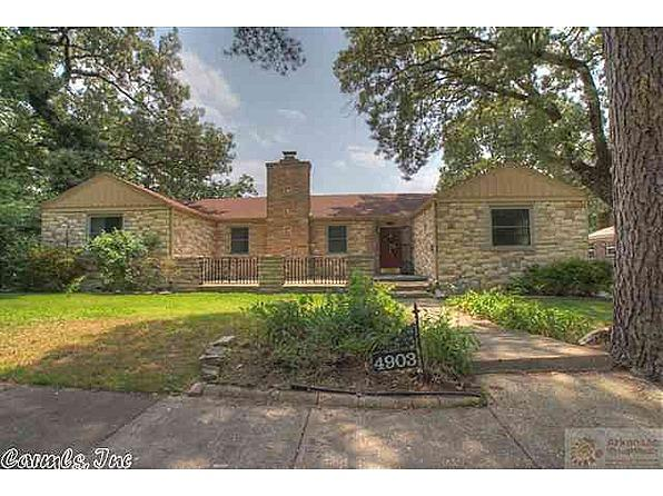 Yahoo! Homes of the Week: $200,000 homes little rock