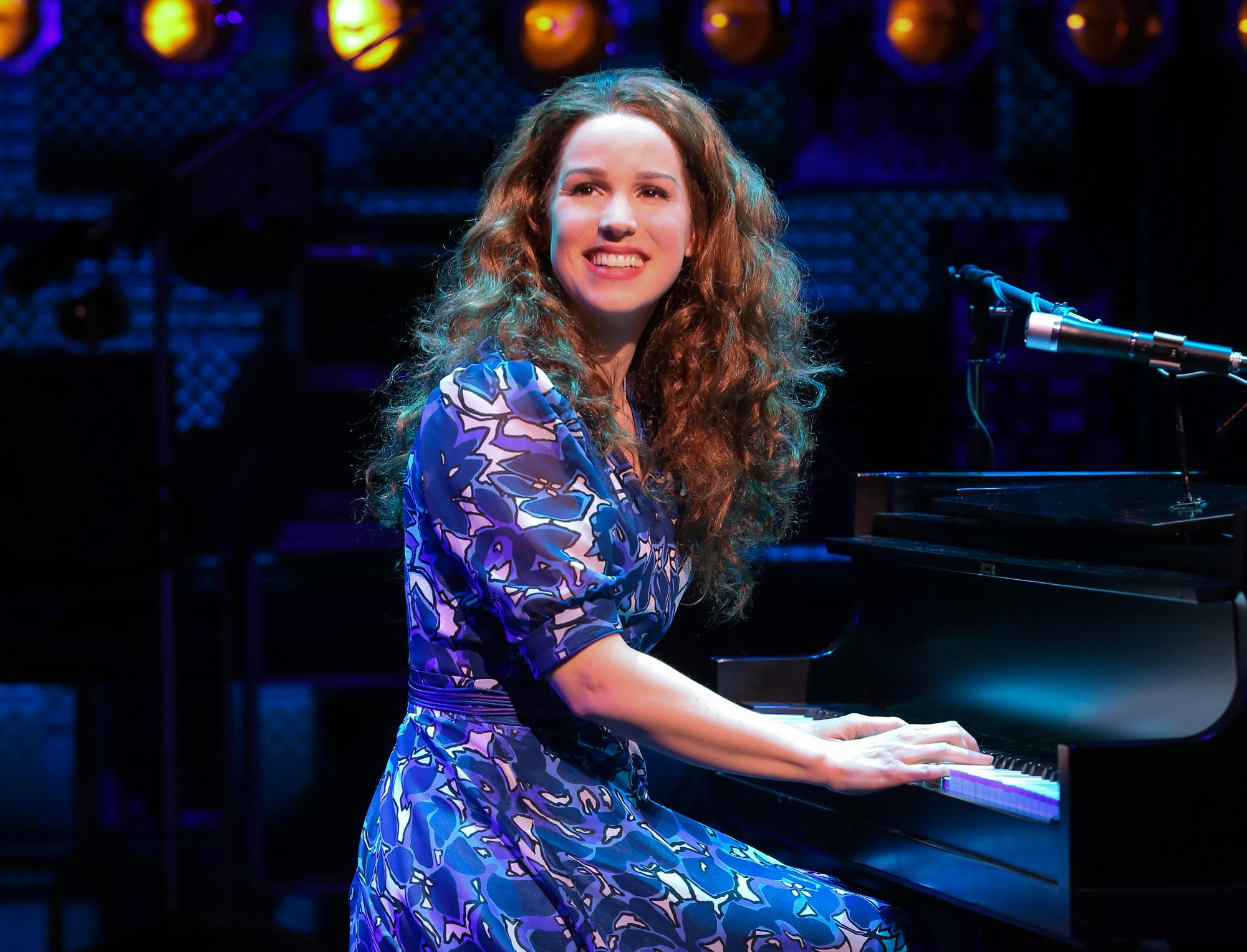 Chilina Kennedy on finding the 'joy' of Carole King on B'way
