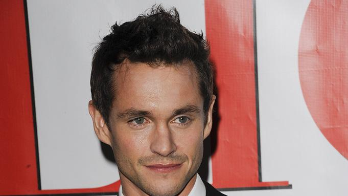 Confessions of a Shopaholic NY Premiere 2009 Hugh Dancy