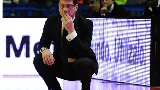 Neuer Basketball-Coach Russlands: Fotis Katsikaris
