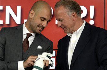 Guardiola responsible for Bayern Munich success, says Rummenigge