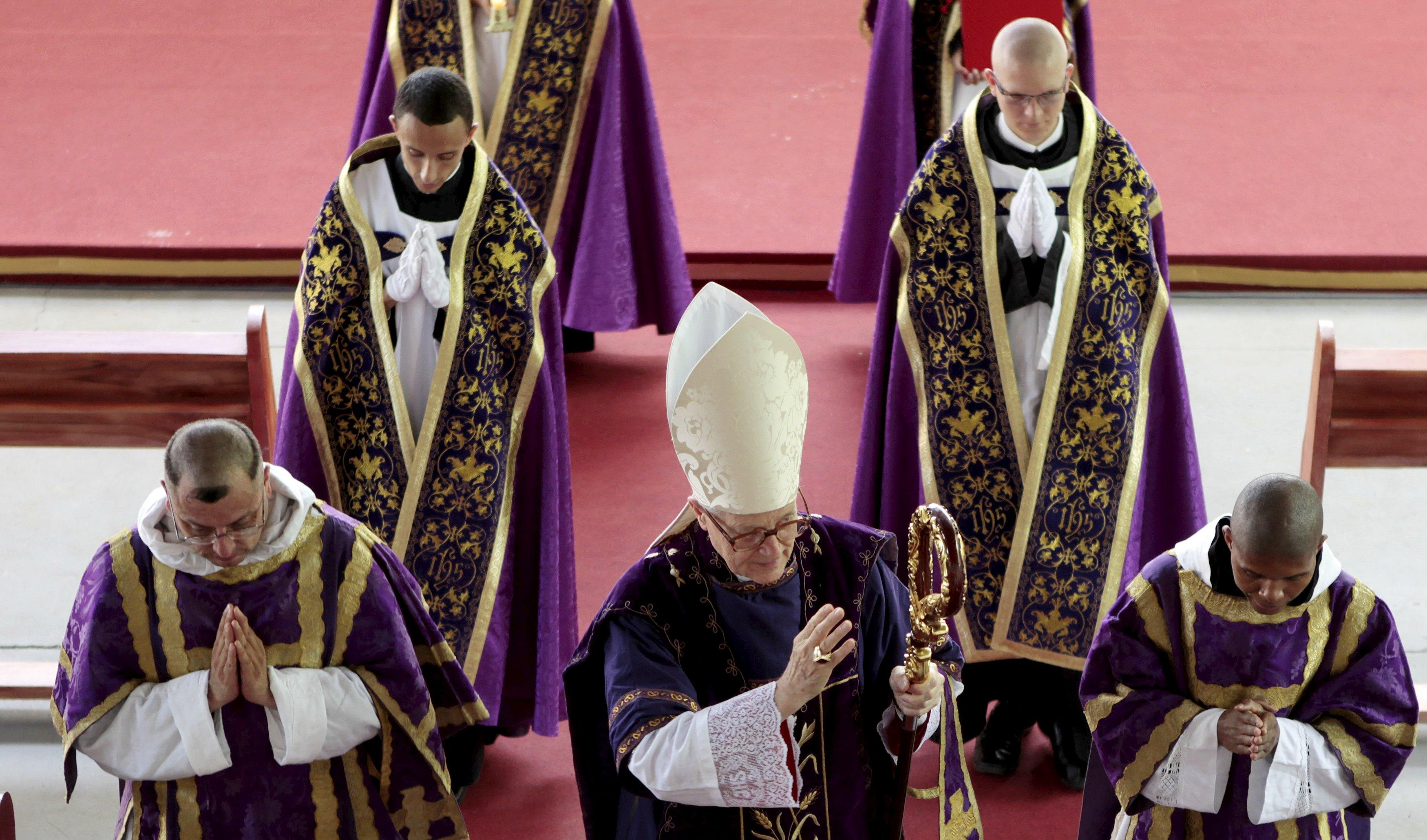 Rogue Catholic bishops plan to grow schismatic challenge to Rome