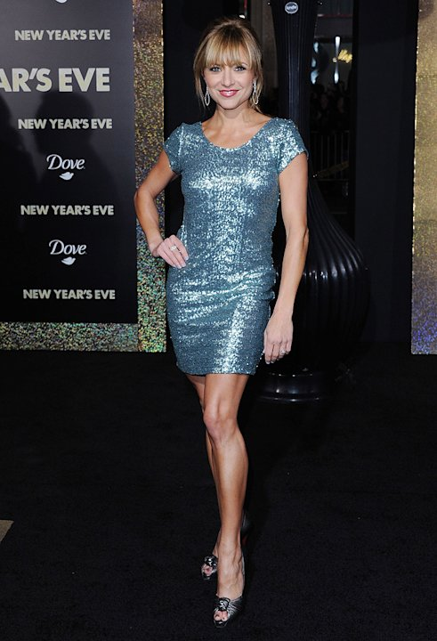 New Year's Eve LA Premiere 2011Christine Lakin