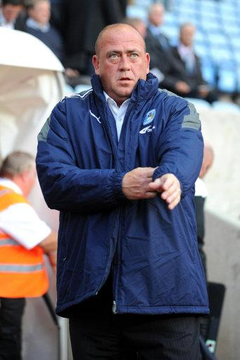 Andy Thorn has been sacked by Coventry