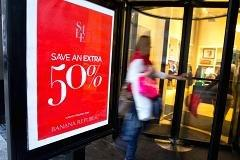 Black Friday again? Big markdowns a troubling sign