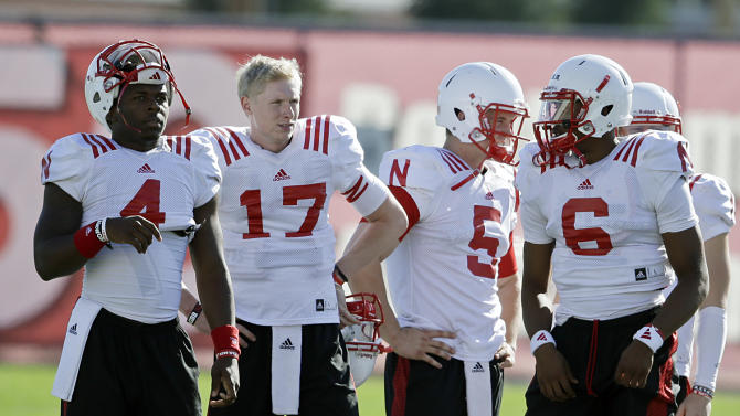 Huskers' Fyfe driven by his desire for scholarship