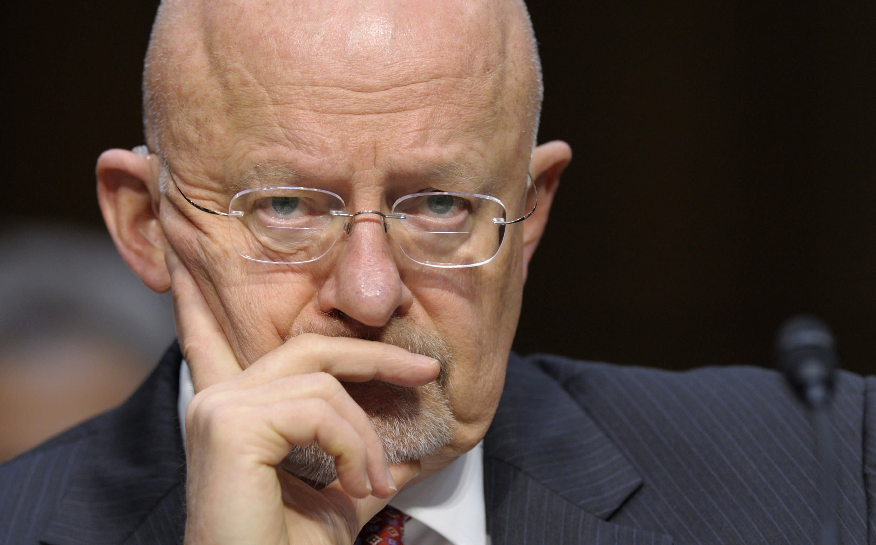 The US intelligence chief made some chilling predictions for 2016's biggest global threats