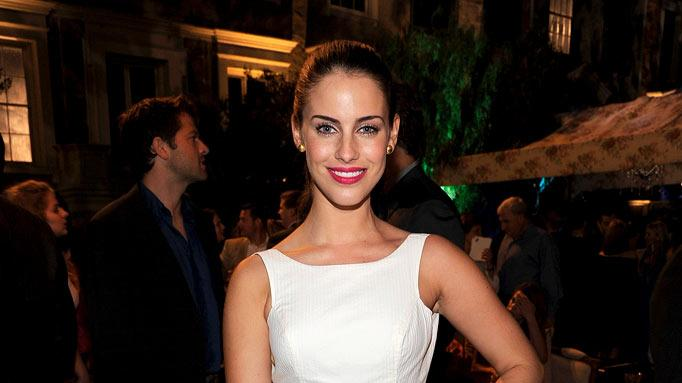 "Jessica Lowndes of ""90210"" attends The CW Fall Premiere party presented by Bing at Warner Bros. Studios on September 10, 2011 in Burbank, California."