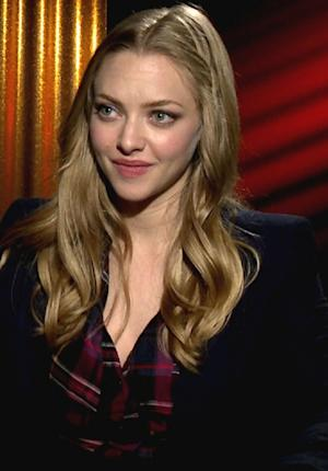 Amanda Seyfried chats with Access Hollywood at the 'Gone' junket in Los Angeles February 11, 2012 -- Access Hollywood