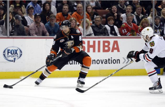 Chicago Blackhawks vs Anaheim Ducks