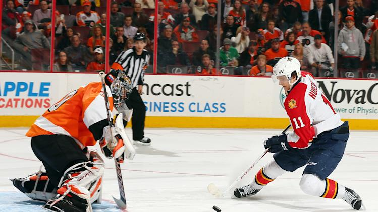Florida Panthers v Philadelphia Flyers