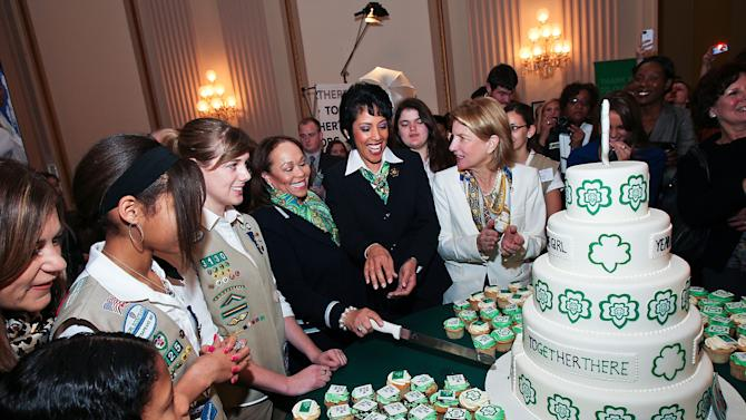 Girl Scouts At 100: The Launch of ToGetHerThere