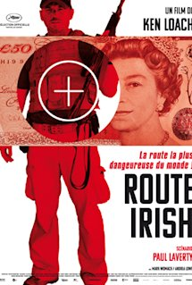 Póster de Route Irish
