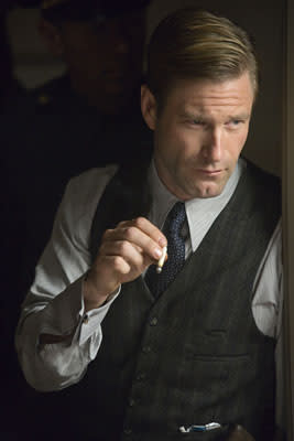 Aaron Eckhart in Universal Pictures' The Black Dahlia