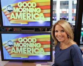 NBC's 'Today' Tops ABC's 'Good Morning America' In Ratings For Katie Couric Week