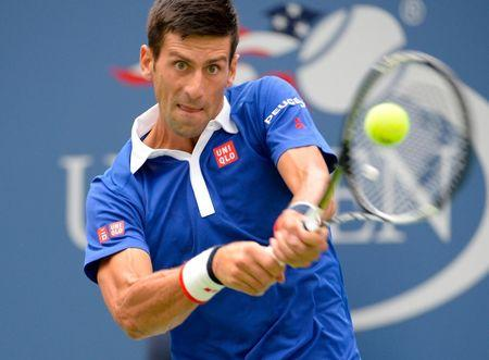 Ones wild for Djokovic as he races to first round win
